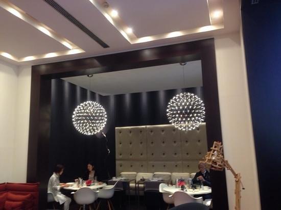 Sixtytwo Hotel: Cafe da Manha