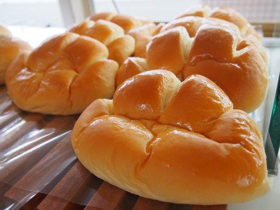 Masuya Bakery Bonheur Masuya : クリームパン