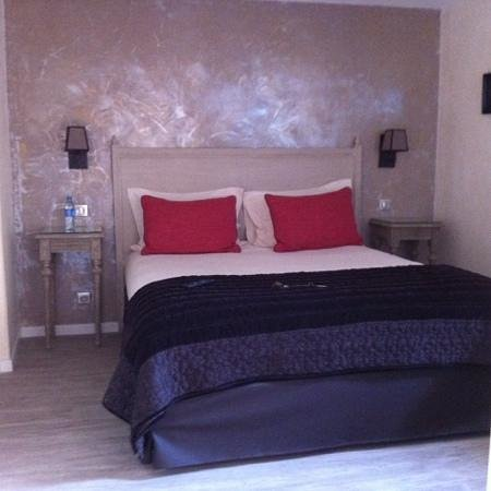 Hotel de la Fossette: chambre 12
