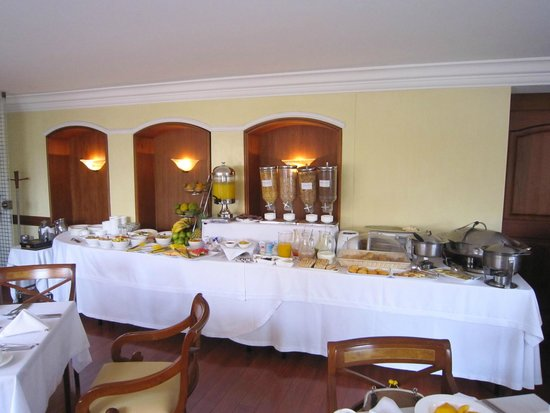 Exe Santafe Boutique Hotel : Breakfast Buffet