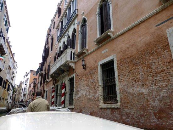 Hotel Ai Reali di Venezia: The 104 balcony