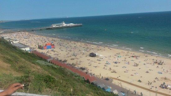 Bournemouth Beach: Beautiful