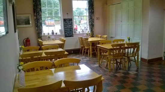 Morley Retreat Tea Rooms: Seating area