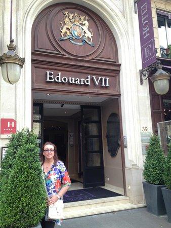 Hotel Edouard 7: The Hotel