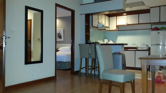 Evergreen Place Bangkok: Executive suite
