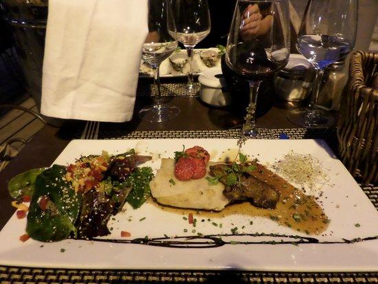 Les remparts : foie gras
