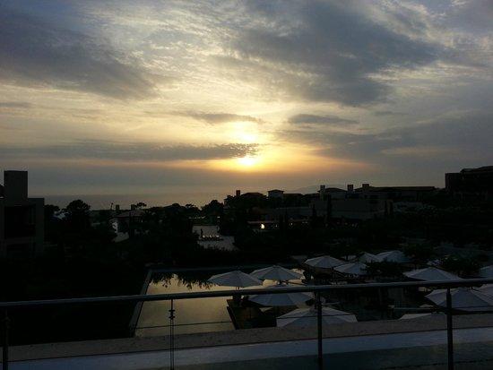 The Westin Resort, Costa Navarino: Amazing sunsets