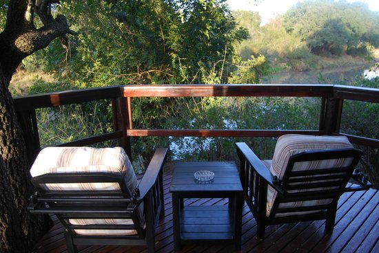 Hamiltons Tented Safari Camp : beautiful view