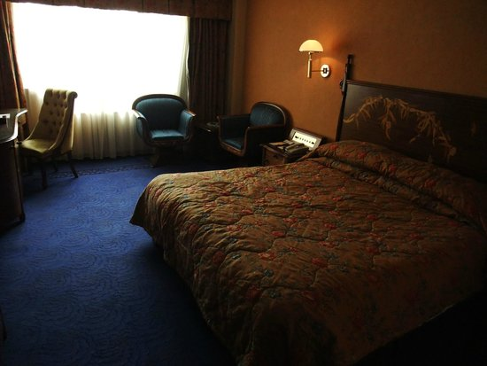 Hotel Lisboa Macau: 葡京雖舊,房間風韻猶存