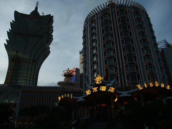 Hotel Lisboa Macau: 葡京與新葡京