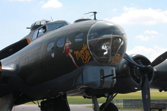 Imperial War Museum Duxford: Memphis belle