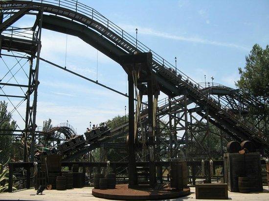 PortAventura Park: El Diablo was a good rollercoaster.