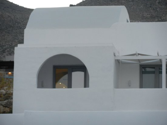 Lindos Sun Hotel: Duplex Room from outside