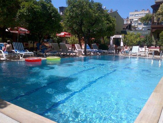Oscar Boutique Hotel: pool