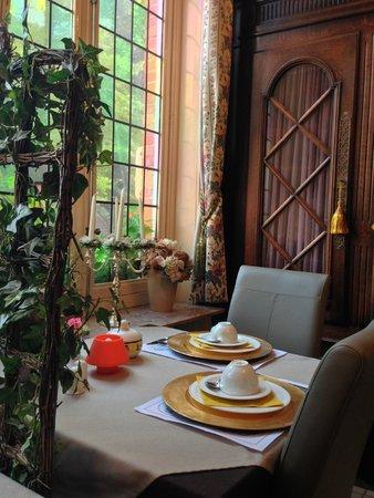 Hotel Asiris : Помещение для завтрака