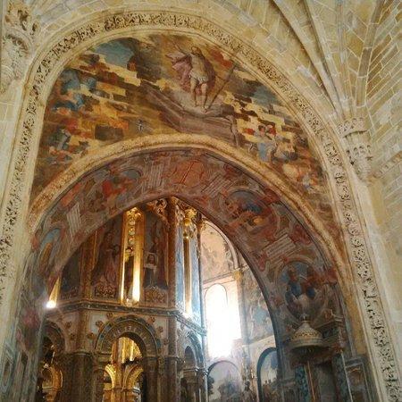 Convento de la Orden de Cristo: cappella