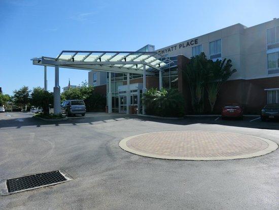 Hyatt Place Sarasota / Bradenton Airport : Entree hotel