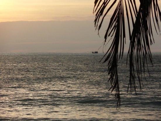 Sunshine Patong Resort: la plage
