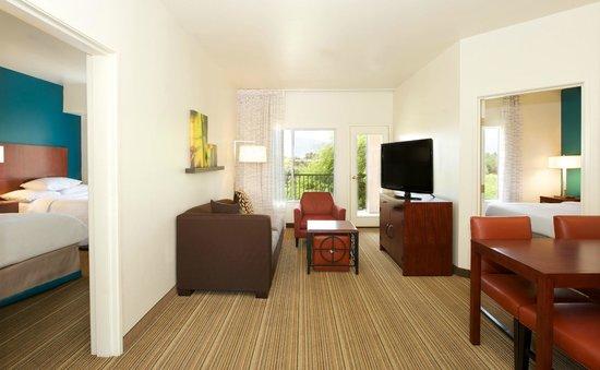 Residence Inn Palm Desert: Two-Bedroom Suite