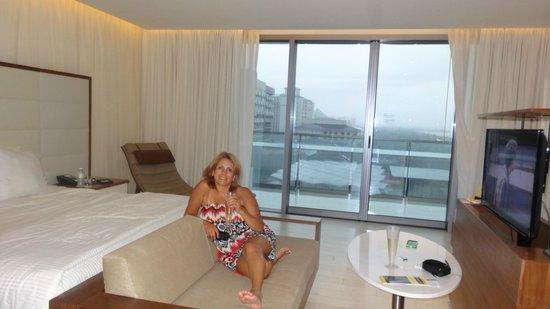 Secrets The Vine Cancún: Habitaciones Comodisimas