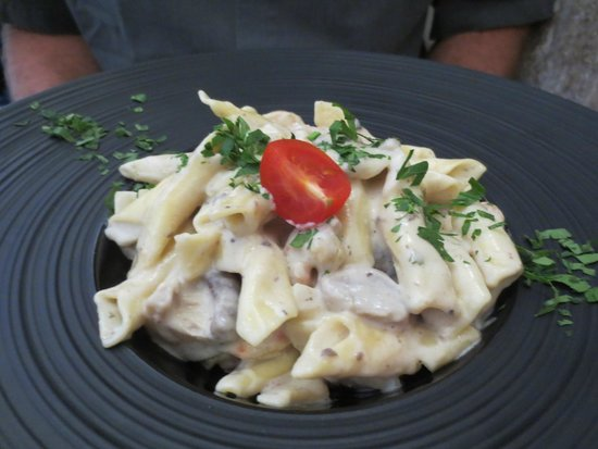 Marco Polo Restaurant: Istrian Pasta