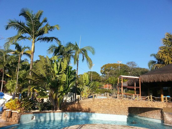 Hotel Estancia Barra Bonita: Maravilhoso