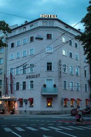 Hotel Mozart Salzburg