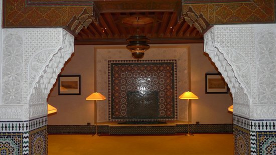 La Mamounia Marrakech: Toujours la déco