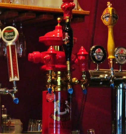 Kennedy Inn : The taps for great New Brunswick brews