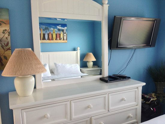 Sea Crest on the Ocean: Bedroom