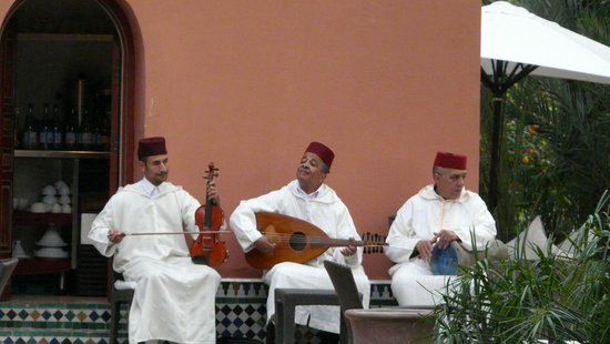 La Mamounia Marrakech : L'ambiance