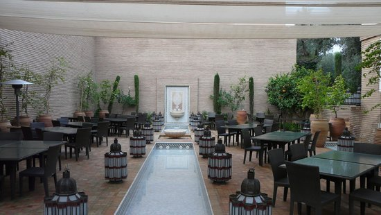 La Mamounia Marrakech: Un des restaurants