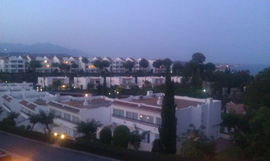 Miraflores Beach & Country Club: vista desde terraza