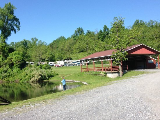 Hershey RV & Camping Resort: Recreation area