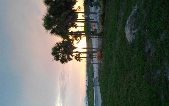 R Bar : sunset in Treasure Island, Florida