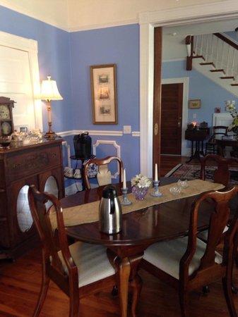 Blue Heron Inn - Amelia Island: Dinning Room