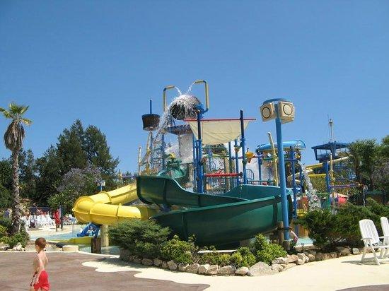 PortAventura Aquatic Park : Woody kids area
