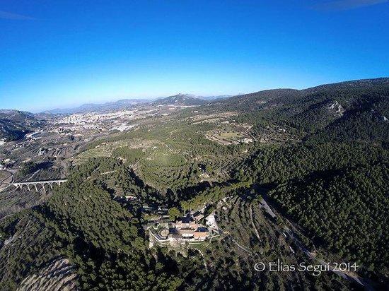 Hotel Rural Masia La Mota: Entorno natural La Mota
