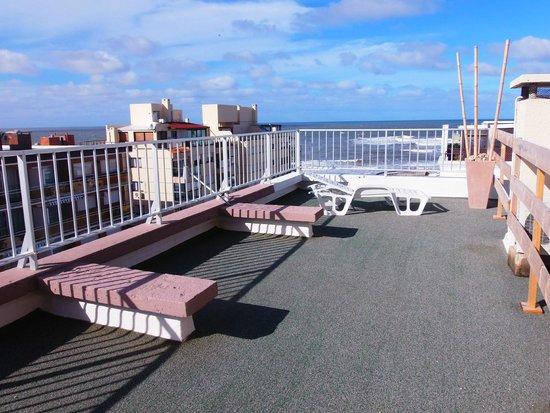 Hotel Playa Brava: Vista desde nuestro solarium