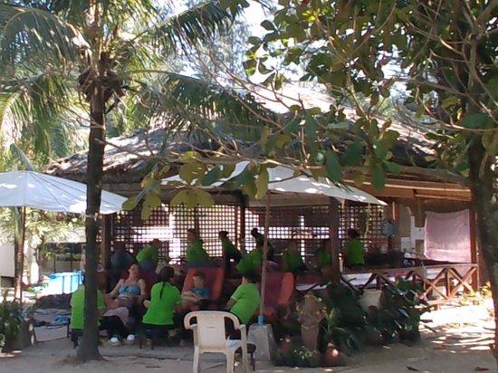 Kamala Beach Resort (a Sunprime Resort) : les masseuses de l'hôtel