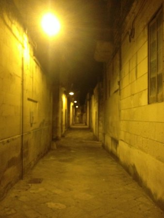 Salento Guesthouse B&B : Carpignano by Night