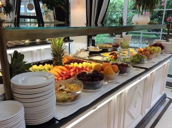 Hotel Terme Tritone Thermae & Spa: parte del buffet riservata alla frutta