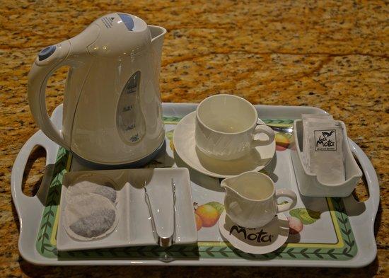 Hotel Rural Masia La Mota: Té o Café gratis en la hab. Solicitar al reservar