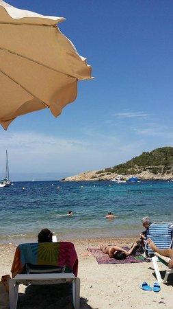 Playa de Ses Salines: relax
