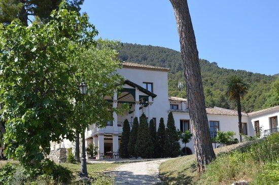 Hotel Rural Masia La Mota: Masia La Mota, Hotel en Alicante