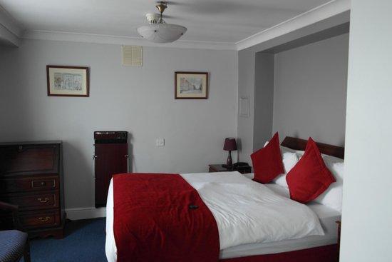 Charleville Lodge: Chambre