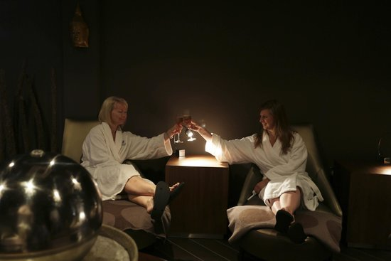 Macdonald Forest Hills Hotel & Spa: Spa
