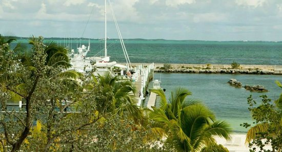 Abaco Beach Resort and Boat Harbour Marina: Room with a view