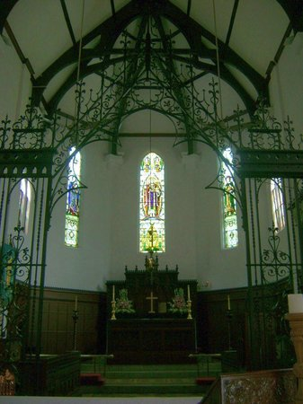 St. Mary's Cathedral altar