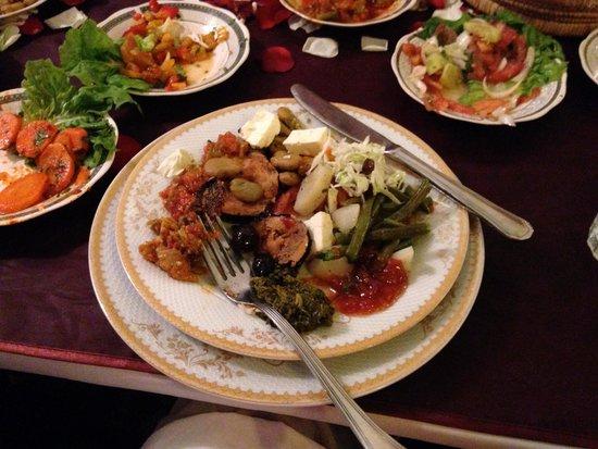 Asmae: Lunch